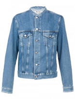 Acne Studios 'WHO IND FREY' DISTRESSED DENIM JACKET