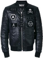 Philipp Plein Adam bomber jacket