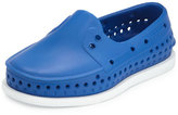 Native Howard Waterproof Rubber Boat Shoe, Victoria Blue, Toddler