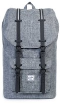 Herschel Men's 'Little America' Backpack - Grey