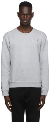 McQ Grey Phantom Jack Sweatshirt