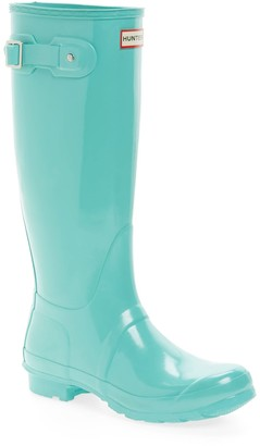 Hunter Original High Gloss Waterproof Boot