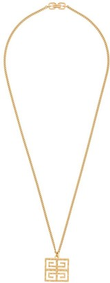 Givenchy 4G pendant long necklace