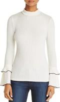 June & Hudson Bell-Sleeve Sweater - 100% Exclusive