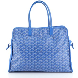 Goyard Hardy Pet Carrier Coated Canvas PM
