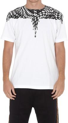 Marcelo Burlon County of Milan Pdp Cross Wings T-shirt