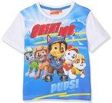 Nickelodeon Boy's Paw Patrol Puppies T-Shirt