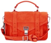 Proenza Schouler Ps1 Tiny Suede Shoulder Bag