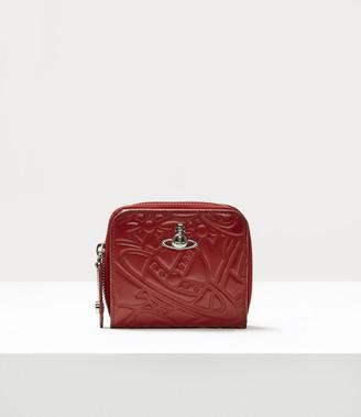 Vivienne Westwood Alexa Medium Zip Wallet