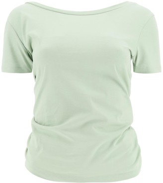Jacquemus Back Knotted T-Shirt