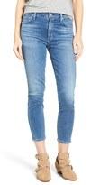 Citizens of Humanity Women's Rocket High Waist Crop Skinny Jeans