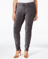 Style&Co. Style & Co. Plus Size Corduroy Leggings, Only at Macy's