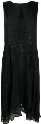 P.A.R.O.S.H. Embellished Flapper Dress