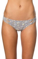 O'Neill Women's Cadence Macrame Cheeky Bikini Bottoms