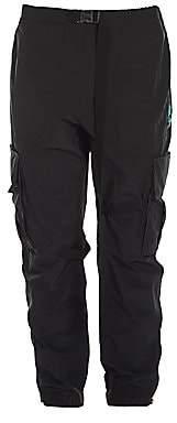 Off-White Men's Nylon Cargo Pants