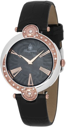 Burgmeister Women's Analogue Quartz Watch with Leather Strap BM811-122
