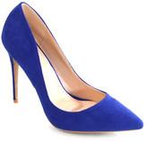 Elegant Footwear Raelynn Suede Pointed Heel
