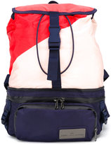 adidas by Stella McCartney block panel backpack - women - Polyester - One Size
