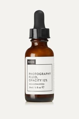 NIOD Photography Fluid, Opacity 12%, 30ml