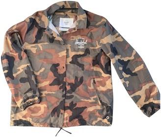 Herschel Green Jacket for Women