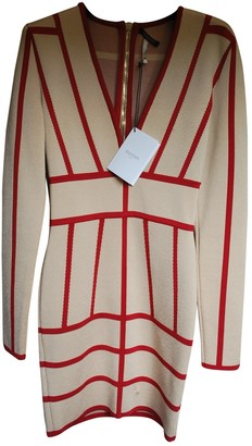 Balmain Beige Dress for Women