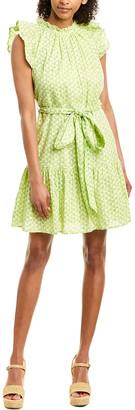 Banjanan Bulbul Sister A-Line Dress