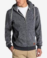 Quiksilver Men's Keller Full-Zip Hooded Sweatshirt