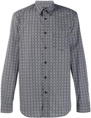 Diesel M-HW-K55 print shirt