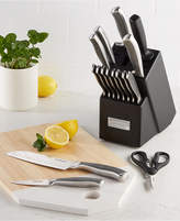 Cuisinart Stainless Steel 17-Piece Cutlery Set, Created for Macy's