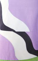 Jeremy Scott Vintage Vanguard Bra And Shorts Twin Set
