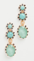 Thumbnail for your product : Elizabeth Cole Olivia Earrings