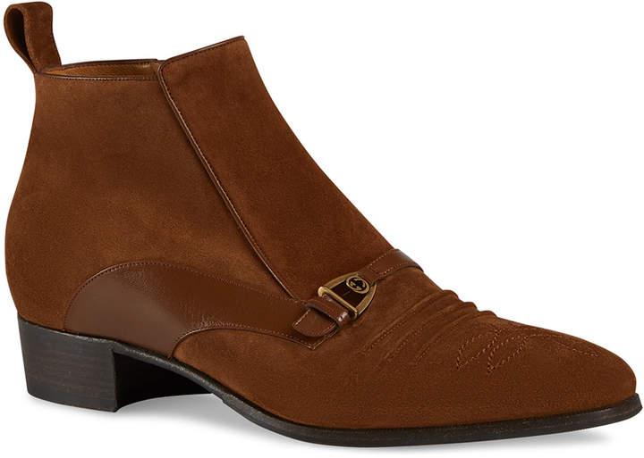 815fa5cdb12 Men's Moloch Suede Ankle Boots
