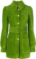 Philosophy Di Lorenzo Serafini - classic double breasted coat - women - Cotton/Polyester - 40