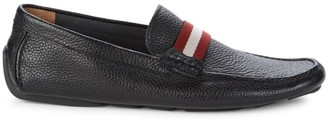 Bally Waltec Leather Loafers