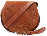 Chloé Marcie Small Suede Crossbody Bag