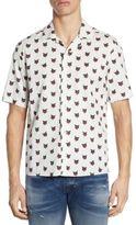 Diesel Cotton Casual Button-Down Shirt
