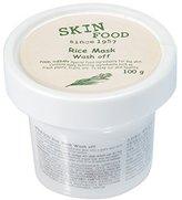 Skinfood Skin Food Rice Mask Wash Off - 100g