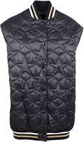 Stella McCartney Oversized Star Quilted Vest