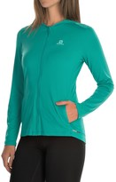Salomon Comet Hoodie - UPF 50 (For Women)