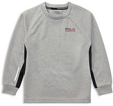 Ralph Lauren Boys' Long-Sleeve Performance Tee - Little Kid