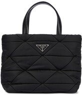 Thumbnail for your product : Prada Re-Nylon Small padded tote