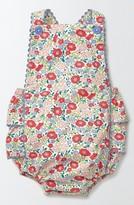 Infant Girl's Mini Boden Nostalgic Summer Romper