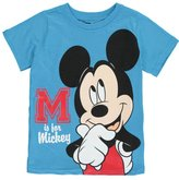 "Disney Mickey Mouse Little Boys' ""M Is for Mickey"" T-Shirt"