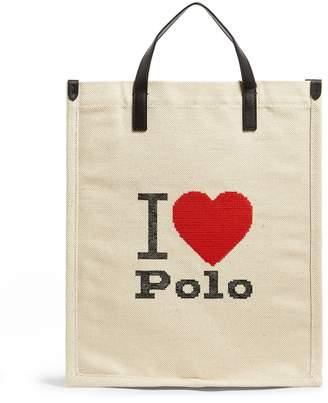 Polo Ralph Lauren I Heart Polo Tote