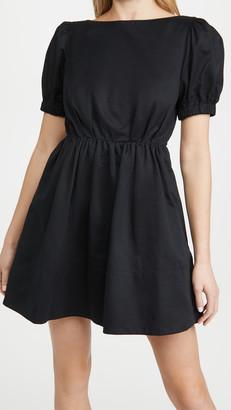 STAUD Mini Alix Dress