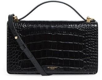 Givenchy Leather Strap Wallet