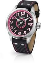 TW Steel Volante Stainless Steel Quartz Watch with Nylon Strap
