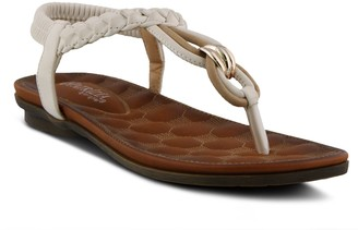 Spring Step Patrizia by T-Strap Sandals - Galdus