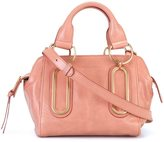 See by Chloe small 'Paige' tote - women - Cotton/Leather - One Size