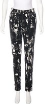 McQ by Alexander McQueen Mid-Rise Skinny Jeans